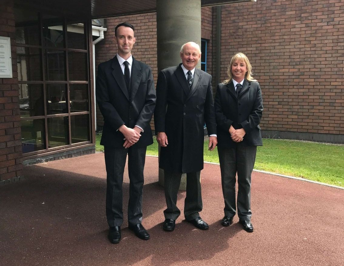 George Stacey Family Funerals Team